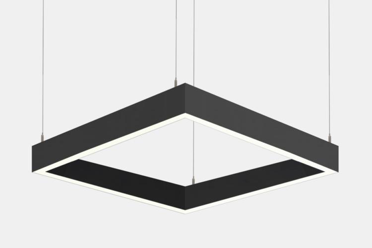 Серия Kvadrat. Квадратные и прямоугольные светильники