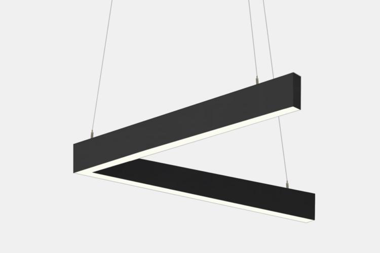 Серия Style. Угловые светодиодные светильники