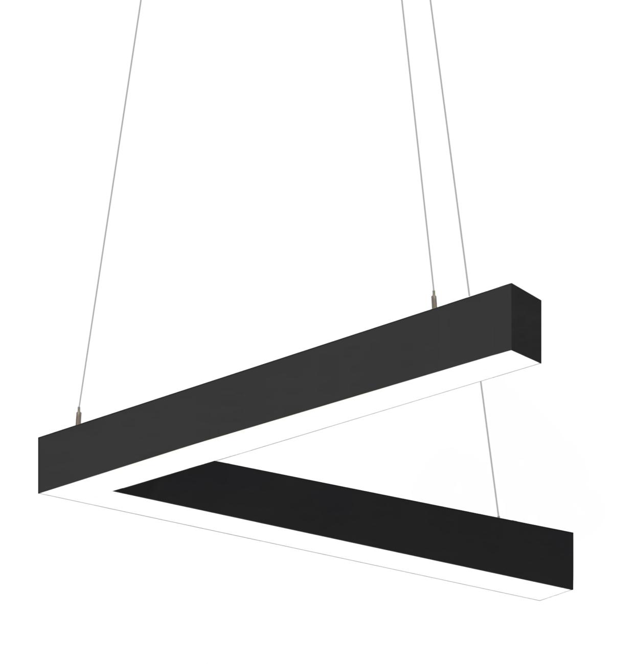 Светильник Style-5070. 500×1000мм. 4000К/3000К. 26W/54W купить в Казани