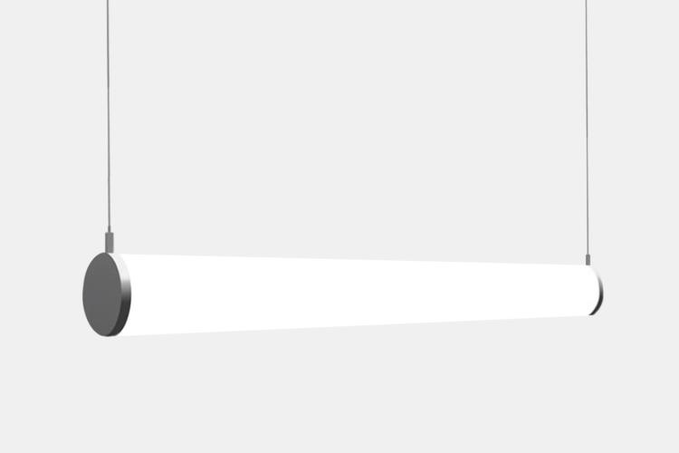 Серия Roll. Светильники в форме трубки