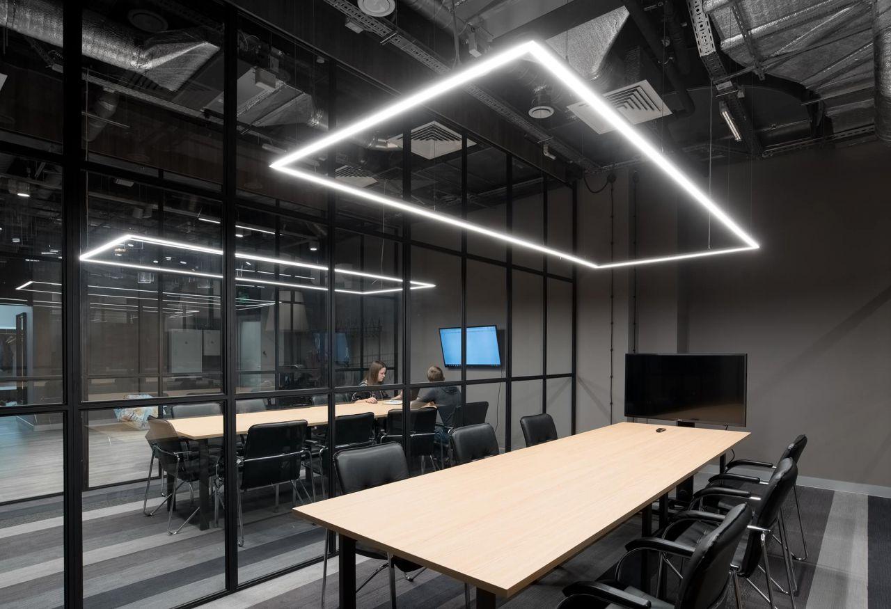 Светодиодное освещение Светильники для офисов лофт