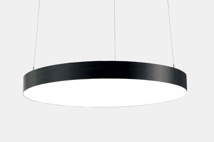 Серия Disk. Светодиодные светильники круглой формы купить в Казани