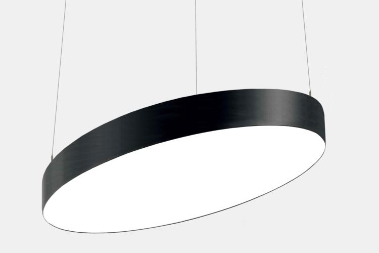 Серия Petal. Светодиодные светильники овальной формы купить в Казани