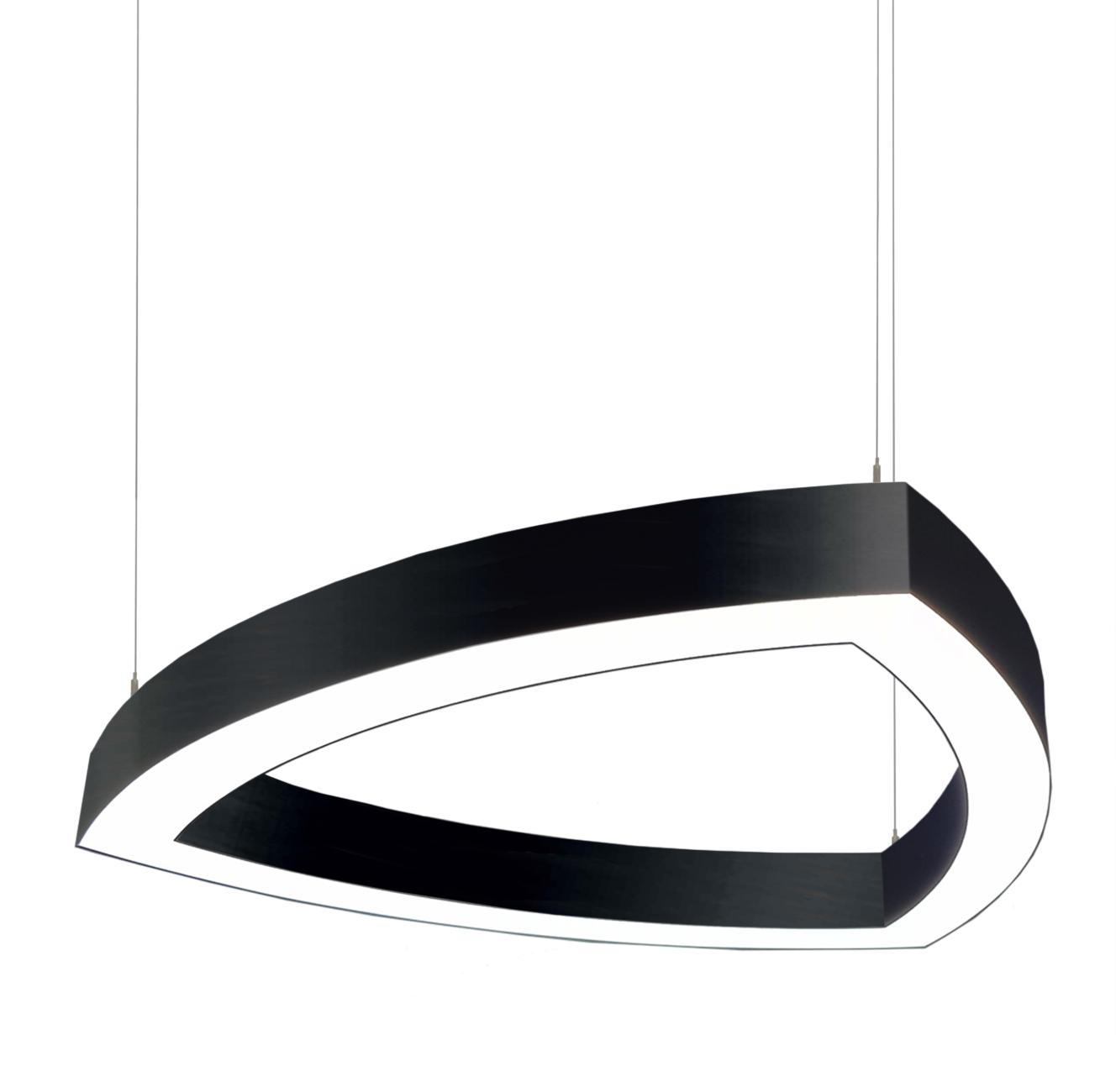 Светильник Triangle-H 5060-1050мм. 4000К/3000К. 49/103W купить в Казани
